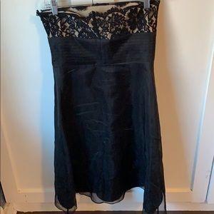 Ann Taylor Dresses - Ann Taylor silk and lace dress